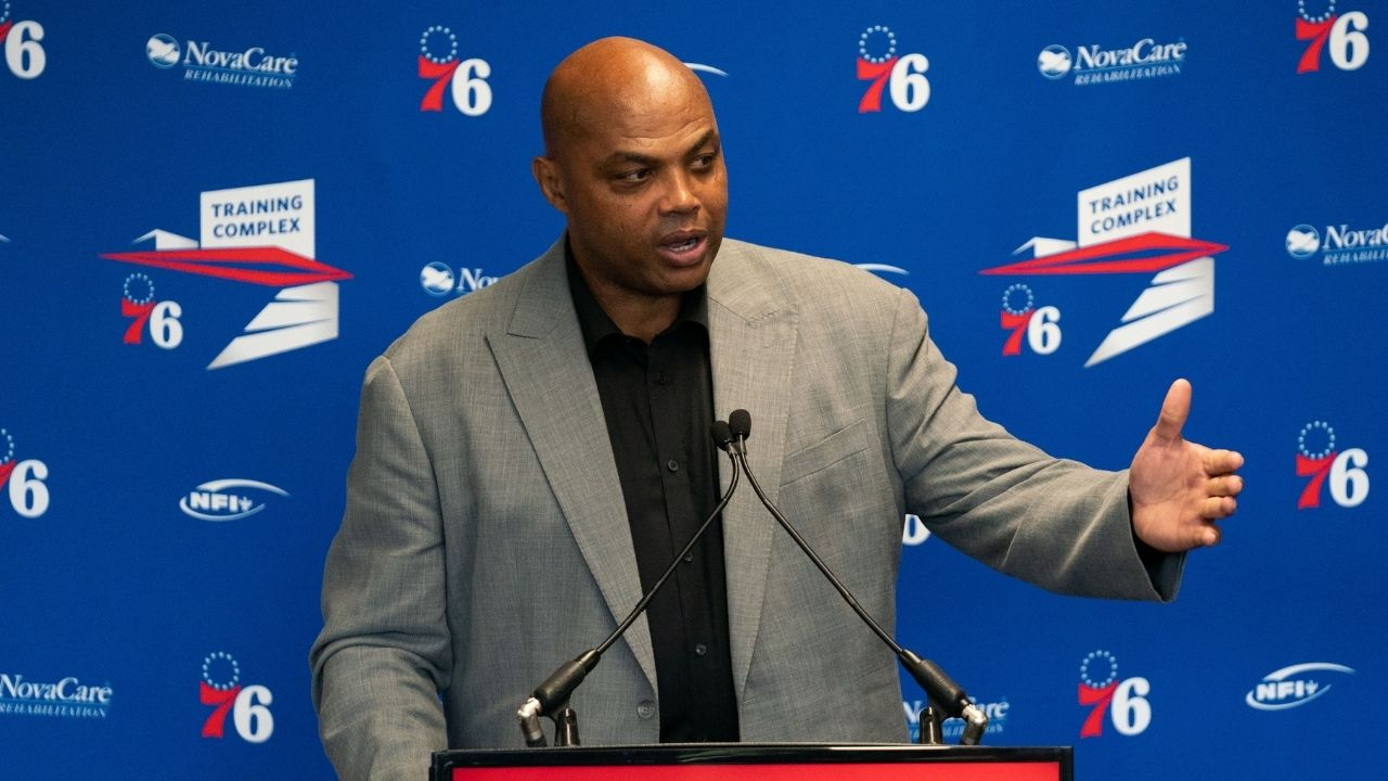 "Charles Barkley emasculates social media bullies for going after EJ Liddle of Ohio State: ""If you're sending death threats to someone for a basketball game, you're a freaking loser"""
