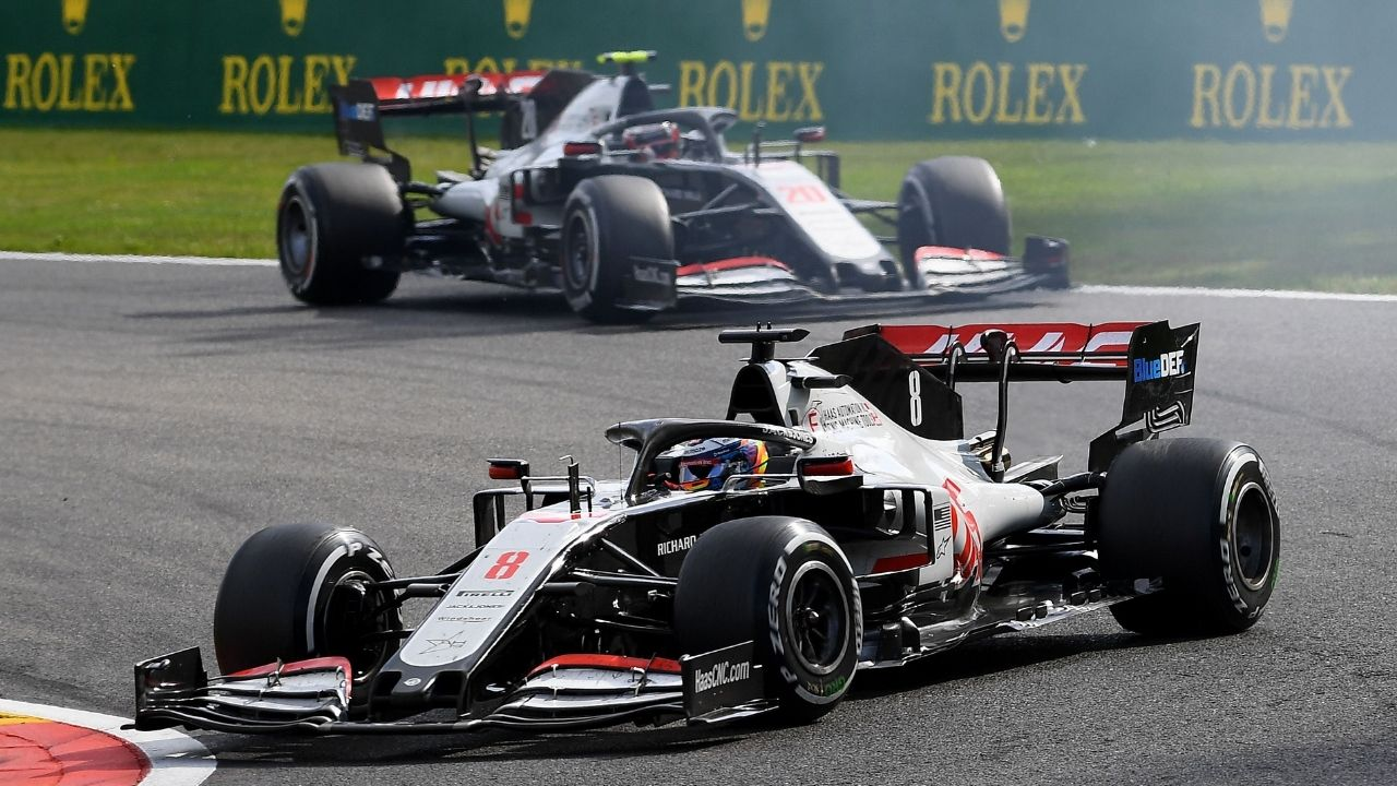 """There is that risk""- Haas admits risk in abandoning development"