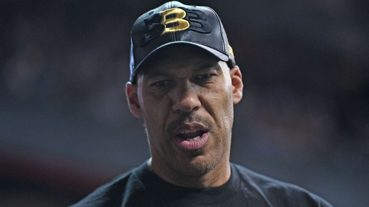 """""""LaVar Ball is making it much harder on Lonzo Ball and LaMelo Ball"""": Skip Bayless warns the Ballfather for his comments on Michael Jordan, Steve Kerr and the Warriors"""