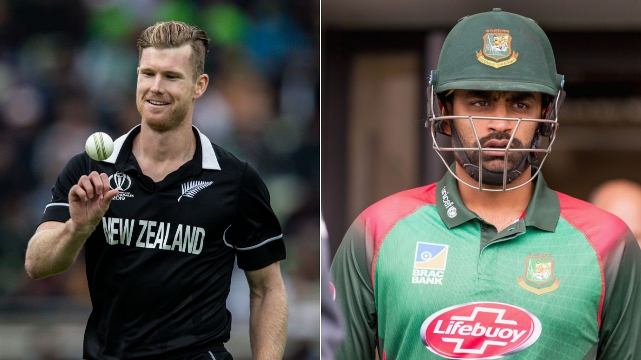New Zealand vs Bangladesh 1st ODI Live Telecast Channel in India and Bangladesh: When and where to watch NZ vs BAN Dunedin ODI?