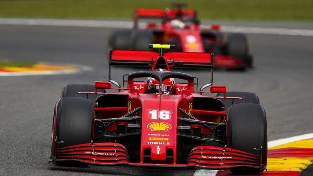 """""""Today we feel it is not any more a disadvantage""""- Mattia Binotto on Ferrari at straight-lines"""
