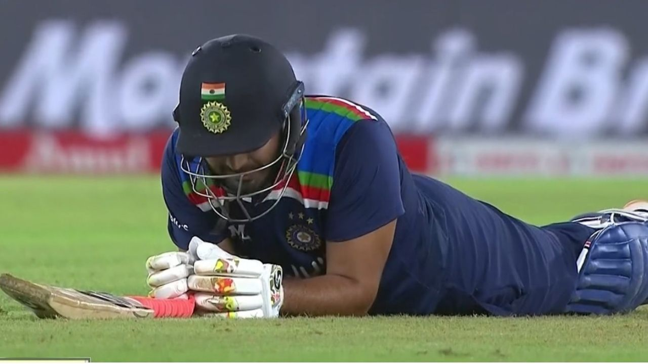 """""""Terrible running"""": Fans react to Rishabh Pant run-out after miscommunication with Virat Kohli vs England"""