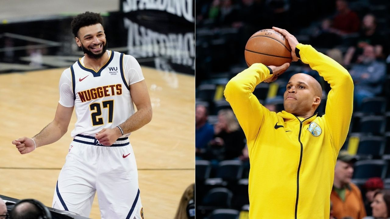 """""""Jamal Murray, don't you ever yes sir me again"""": Richard Jefferson absolutely stumps the Nuggets guard in post-game interview"""