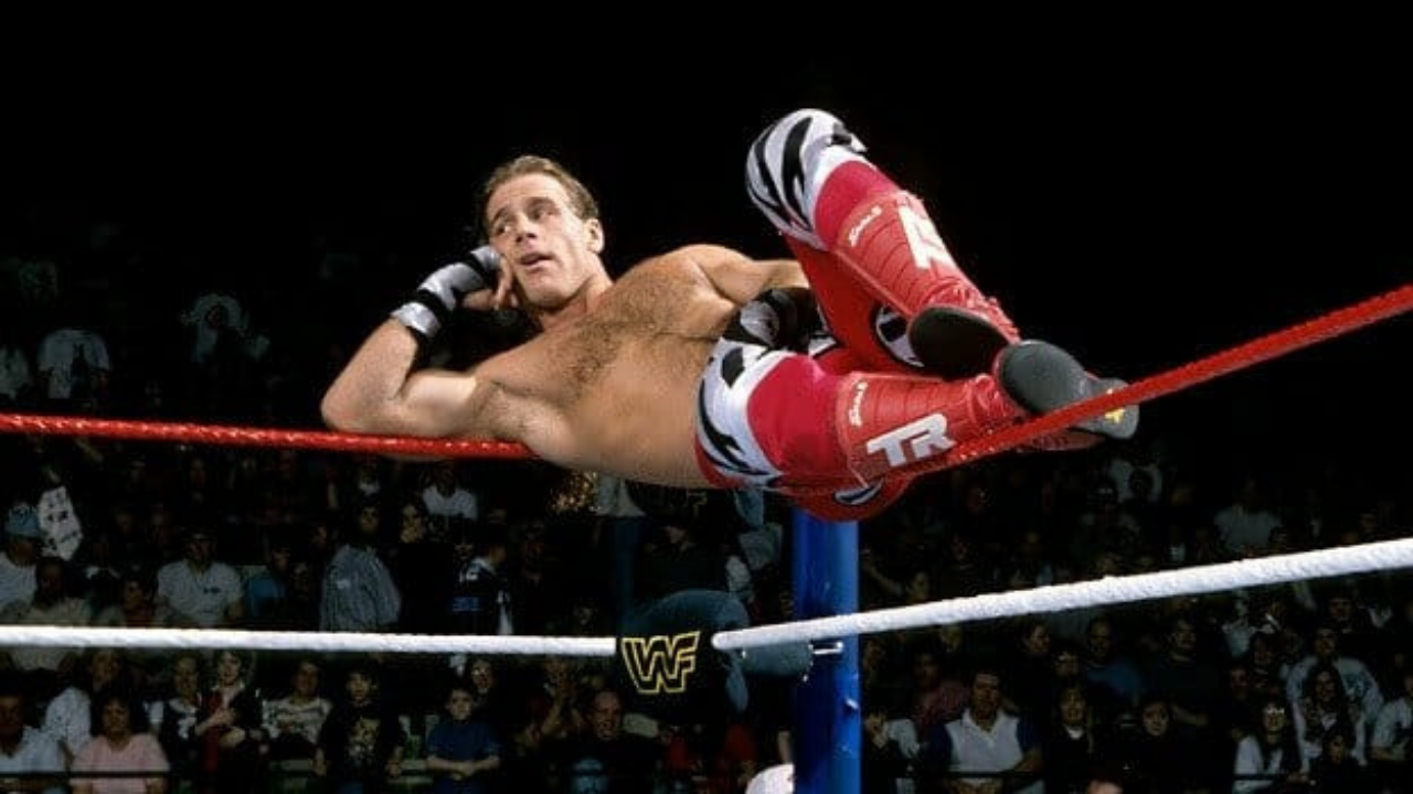 Shawn Michaels reveals how he would have dealt with his younger self
