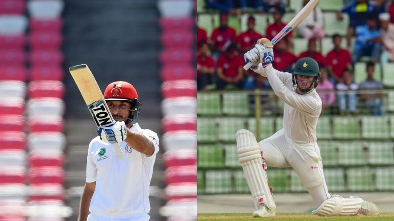 Afghanistan vs Zimbabwe 1st Test Live Telecast Channel in India and Afghanistan: When and where to watch AFG vs ZIM Abu Dhabi Test?