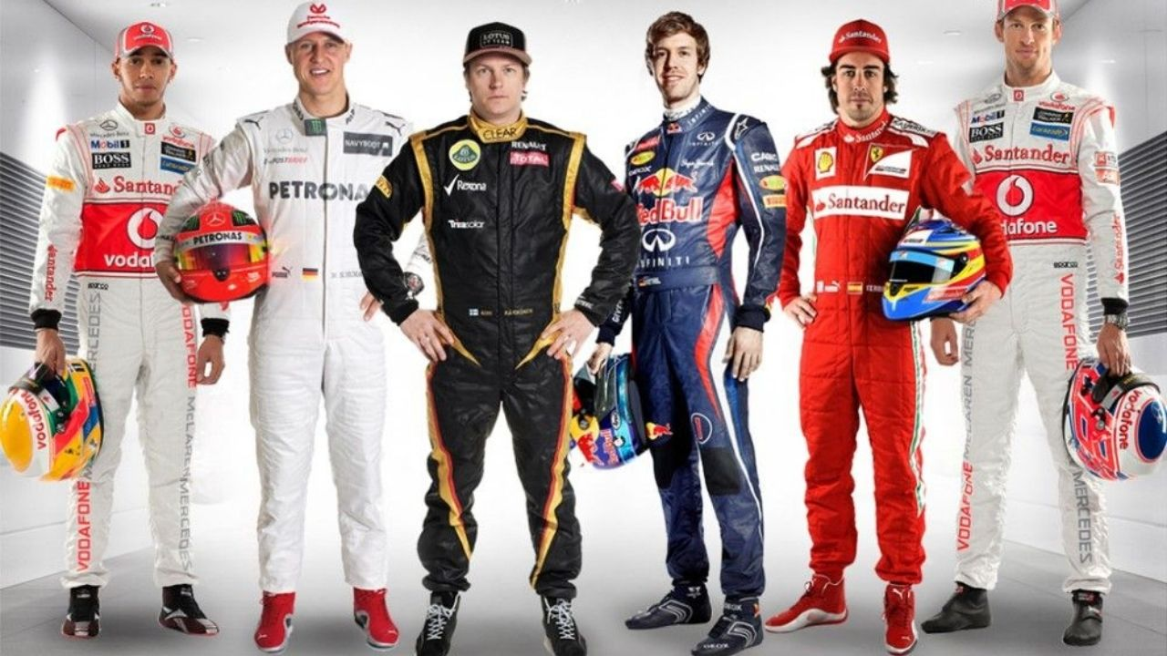 """""""No, I'm better"""" - Fernando Alonso insists he is greater than other champions Hamilton, Vettel, and Raikkonen"""