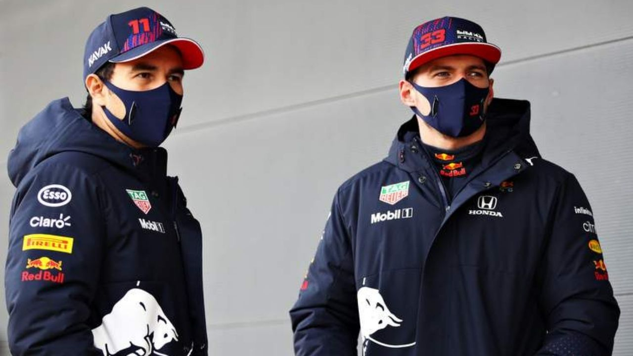 """He doesn't play political games""- Sergio Perez on Max Verstappen"