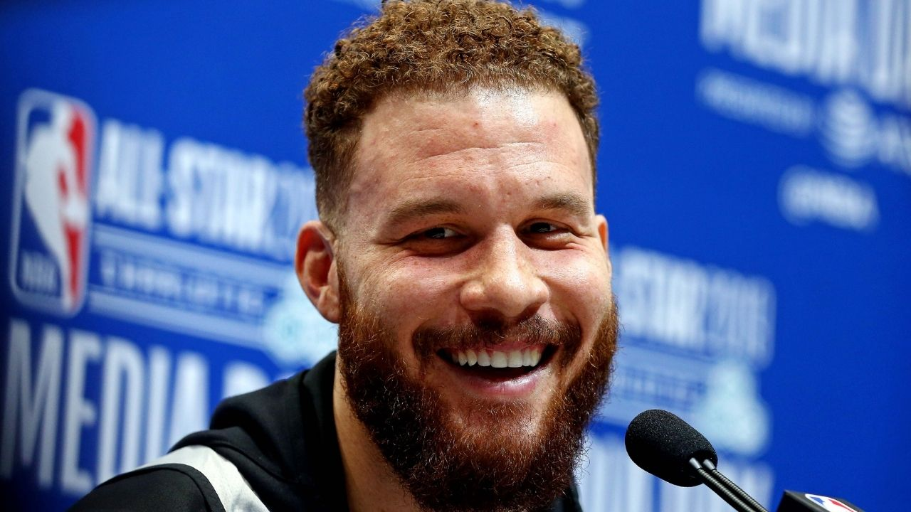"""""""For the last couple years, all I heard is how bad I am"""": Blake Griffin reacts to people calling the Brooklyn team unfair after the addition of himself and LaMarcus Aldridge"""