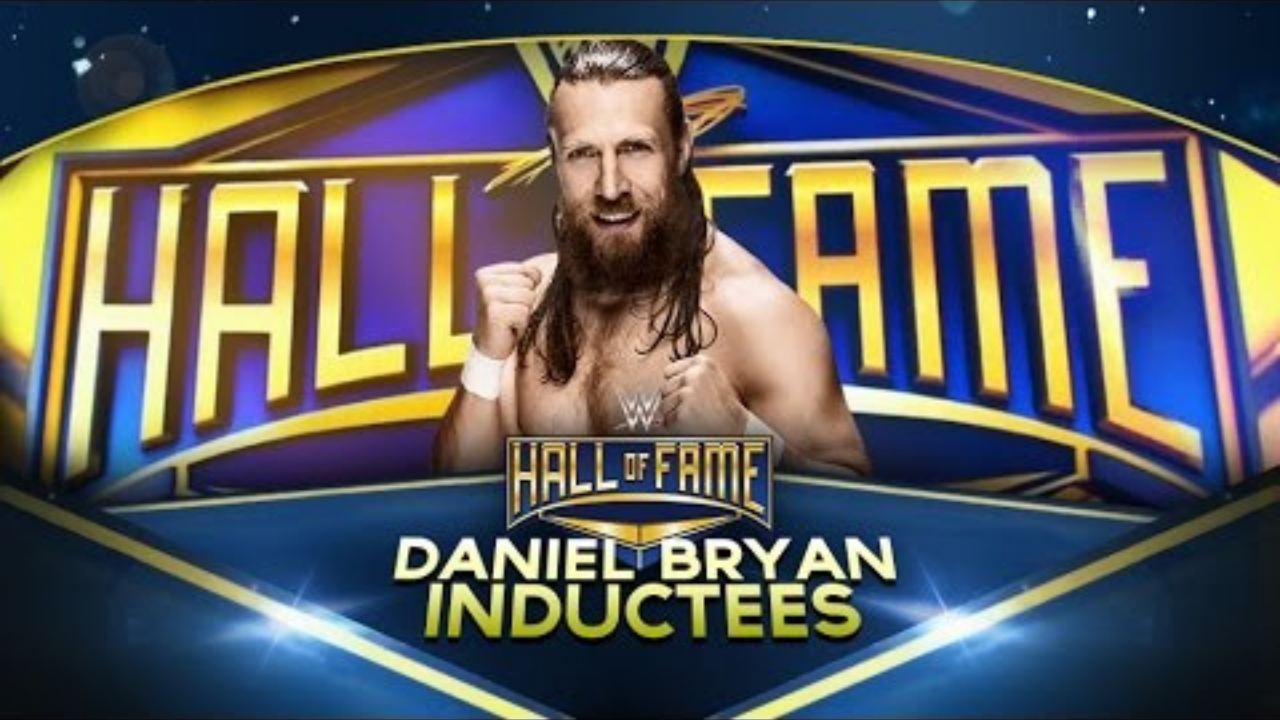 Is Daniel Bryan going into WWE Hall of Fame 2021
