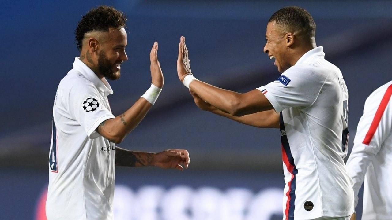 """""""Neymar & Mbappe will stay in Paris forever"""": PSG's President Nasser Al-KhelaifiMakes Sensational Claim Regarding Mbappe And Neymar's Future"""