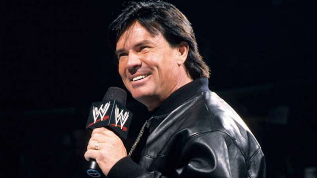 WWE planned to give Eric Bischoff a surprise induction into the Hall of Fame last year