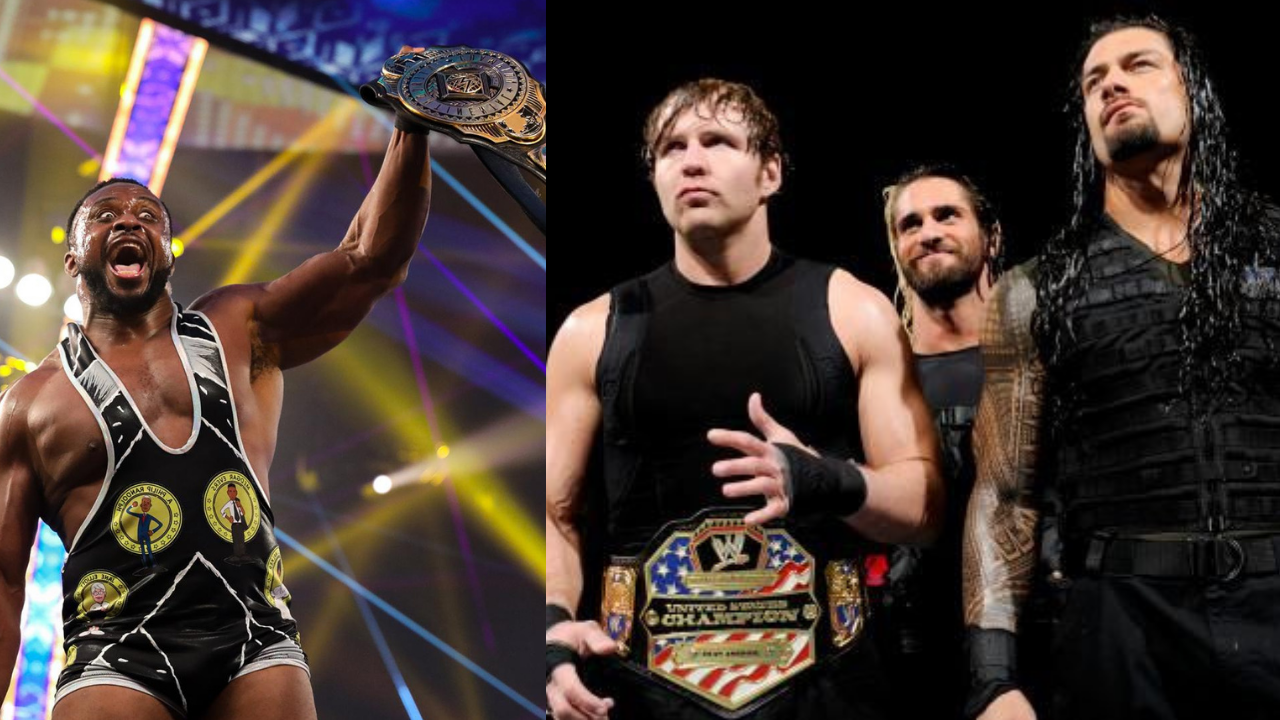 Big E says he was almost part of the Shield