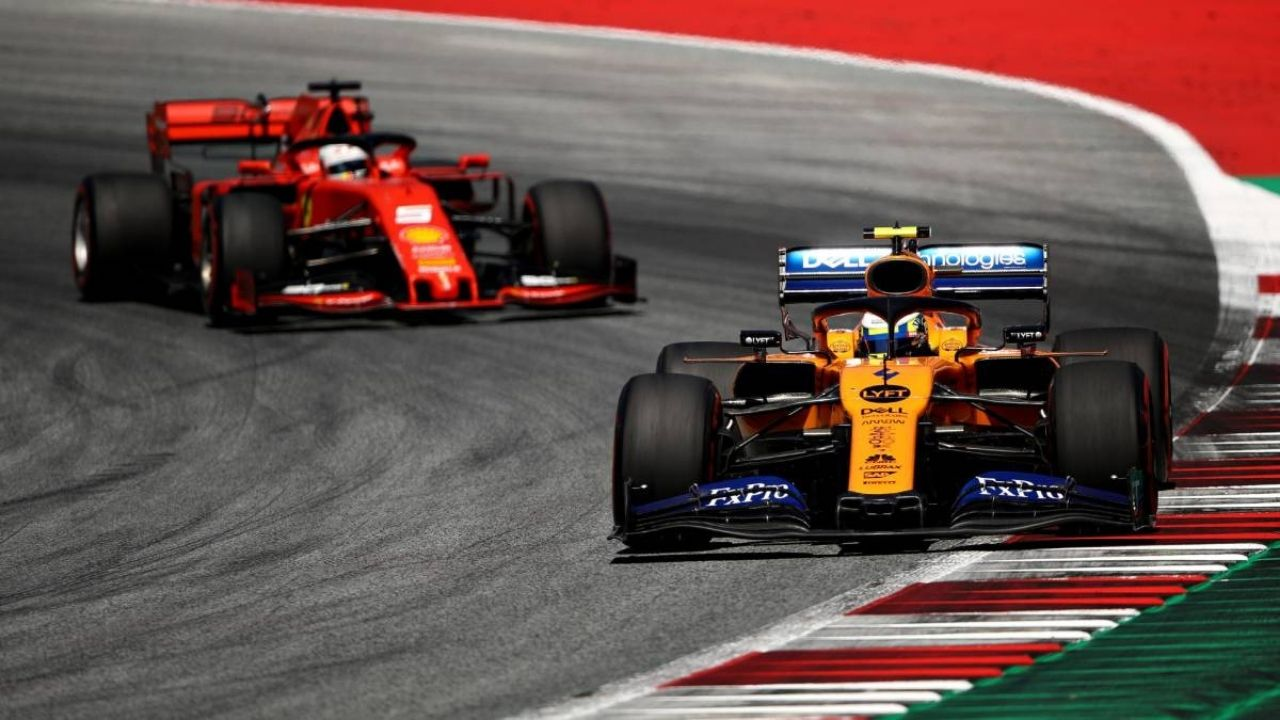"""We have confidence in ourselves""- Lando Norris assures McLaren will beat Ferrari in 2021"