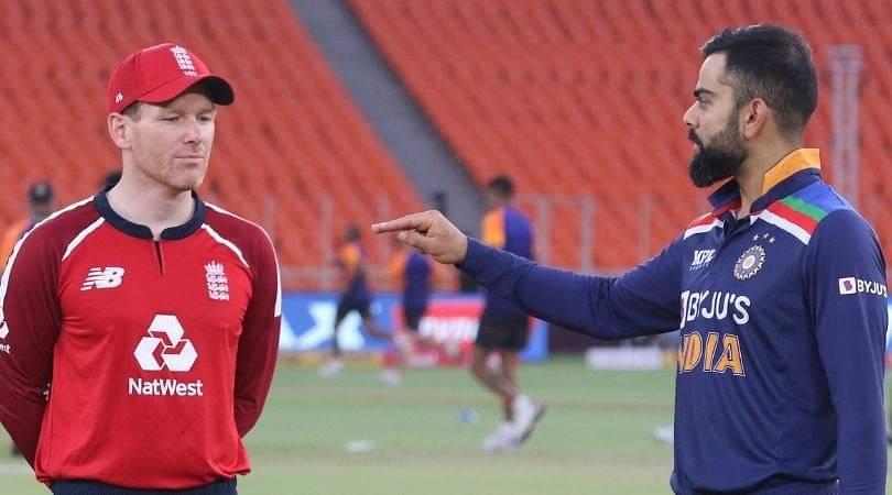 IND vs ENG Fantasy Prediction: India vs England 5th T20I – 20 March (Ahmedabad). Virat Kolhi, Jason Roy, and Suryakumar Yadav are the best fantasy picks for this game.