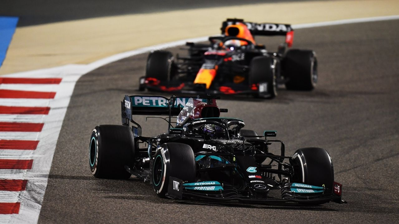 """It's going to take everything and more for us""- Lewis Hamilton on competition against Red Bull"