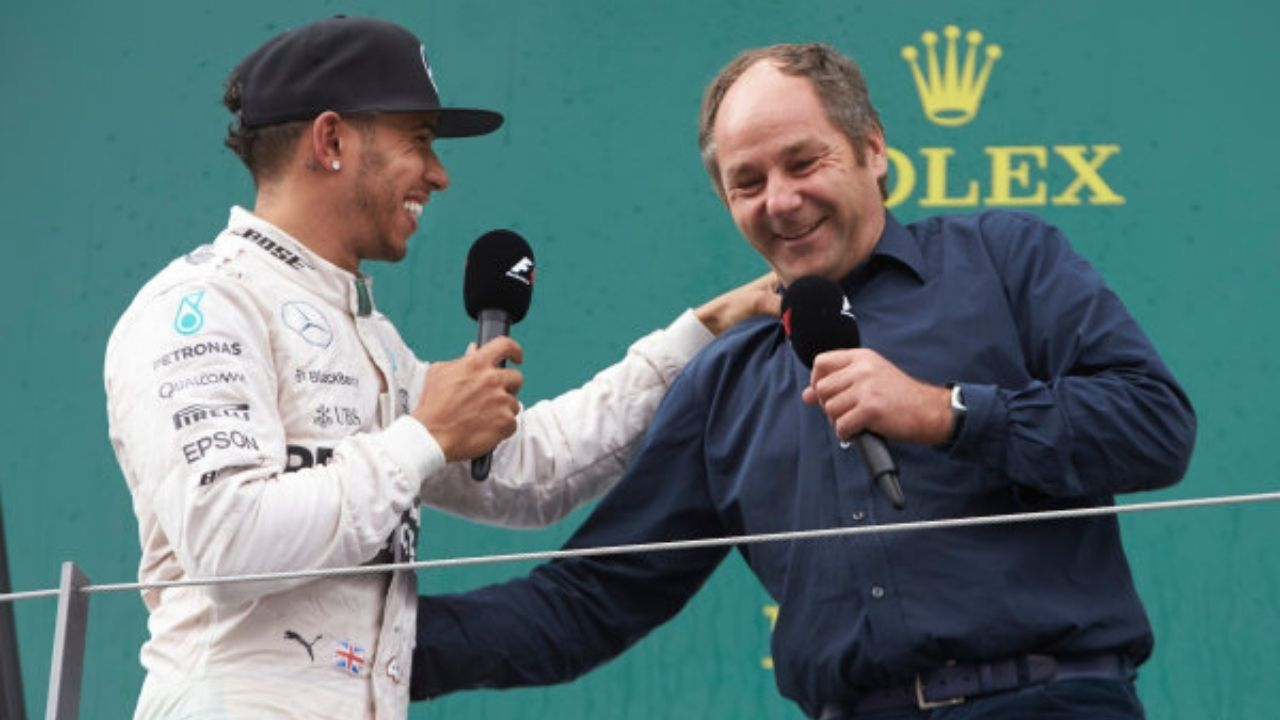 """""""He has a bit of focus everywhere""""- Ex-F1 driver claims Lewis Hamilton is distracted"""