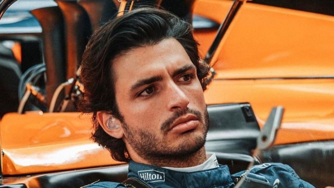 """""""I think it was Russia""""- Carlos Sainz reveals what made him angry in 2020"""