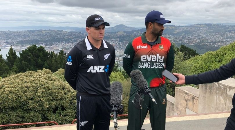 NZ vs BAN Fantasy Prediction: New Zealand vs Bangladesh 1st ODI – 20 March (Dunedin). Devon Conway and Martin Guptill are the best fantasy captains for this game.