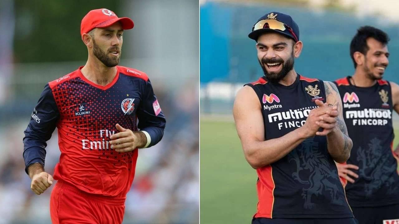 """He's been the pinnacle of the game"": Glenn Maxwell admires Virat Kohli ahead of IPL 2021 stint at RCB"