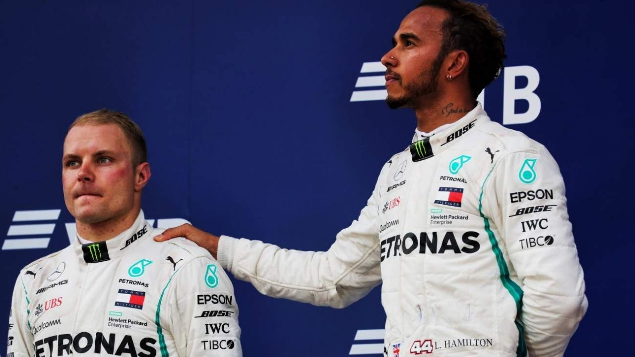 """""""I was thinking of quitting F1, of giving up""""- Valtteri Bottas on being second fiddle in Mercedes"""