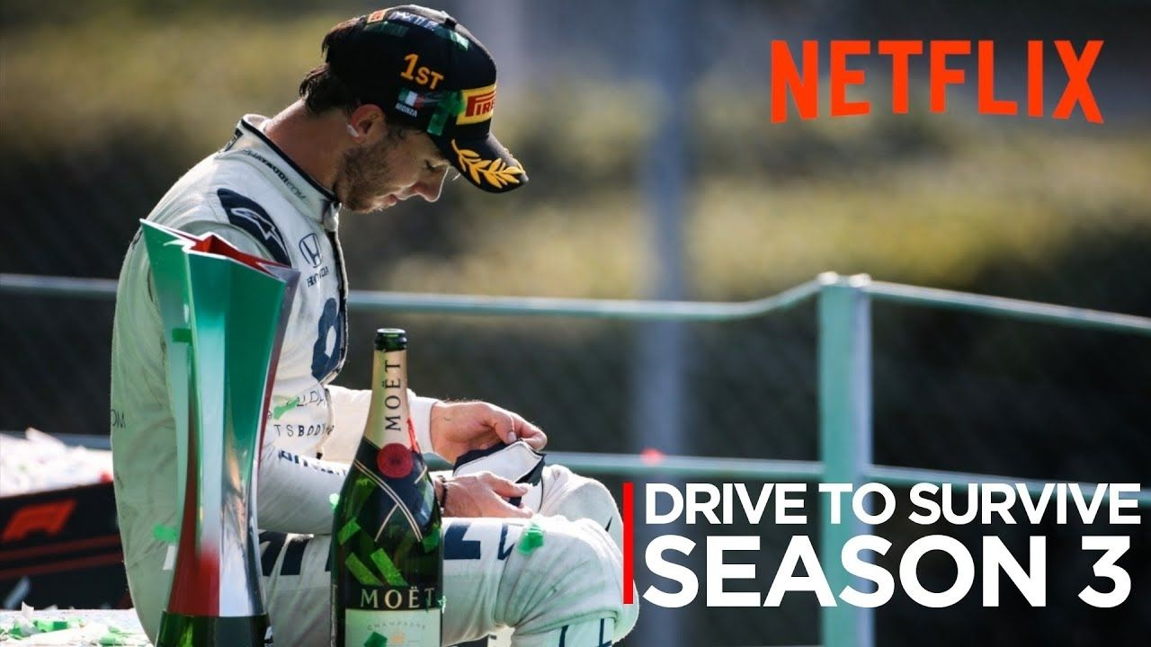 """""""I can honestly so it's the best so far""""- Will Buxton on F1 Drive To Survive season 3"""