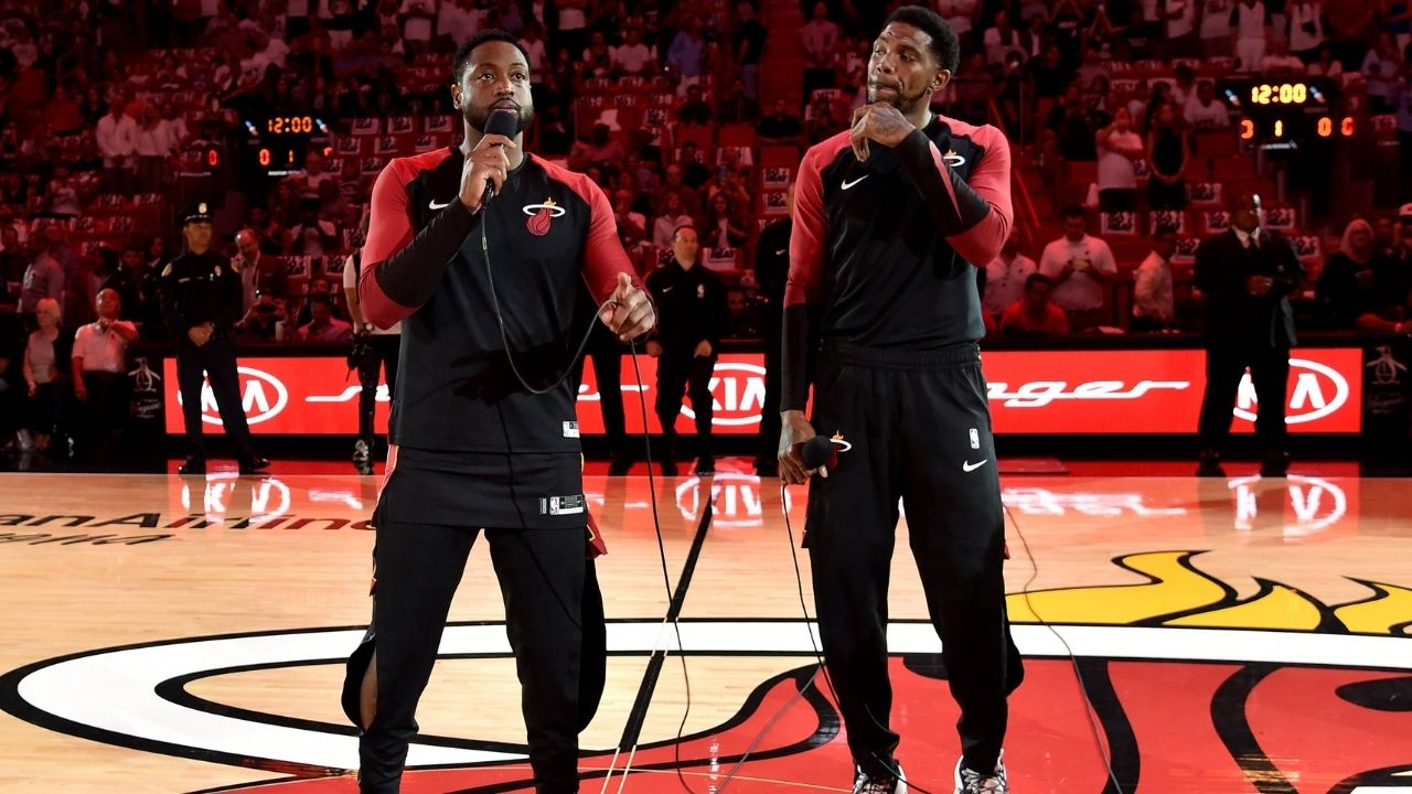 """""""Everybody expects it to be LeBron James, but it isn't"""": Dwyane Wade reveals who favourite teammate of all-time is"""