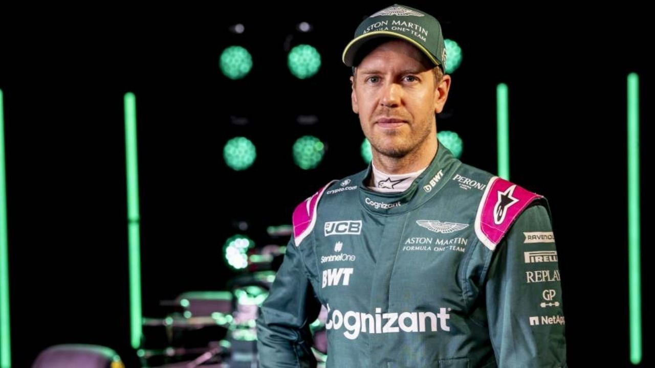 """I'm not worried about it""- Sebastian Vettel on not gaining number one spot in Aston Martin"