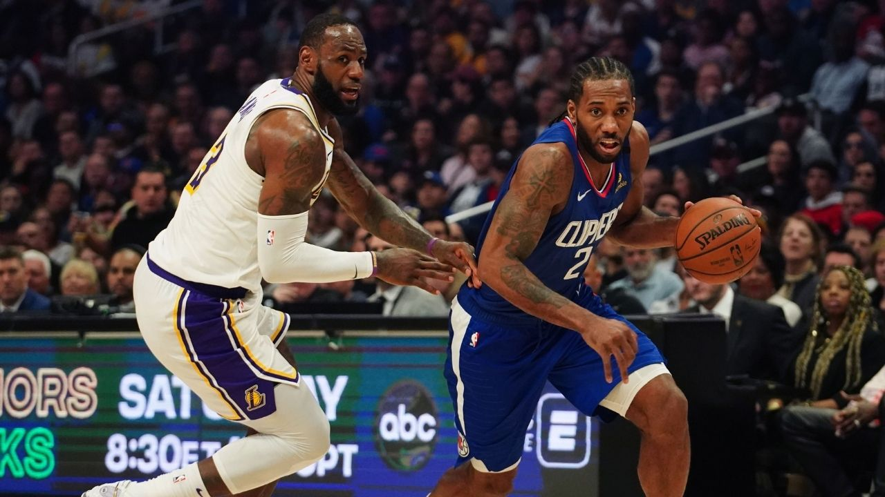 """""""Kawhi Leonard owes us him vs LeBron James, anything less is unacceptable"""": Stephen A Smith puts Clippers superstar on blast after underwhelming start to this year"""