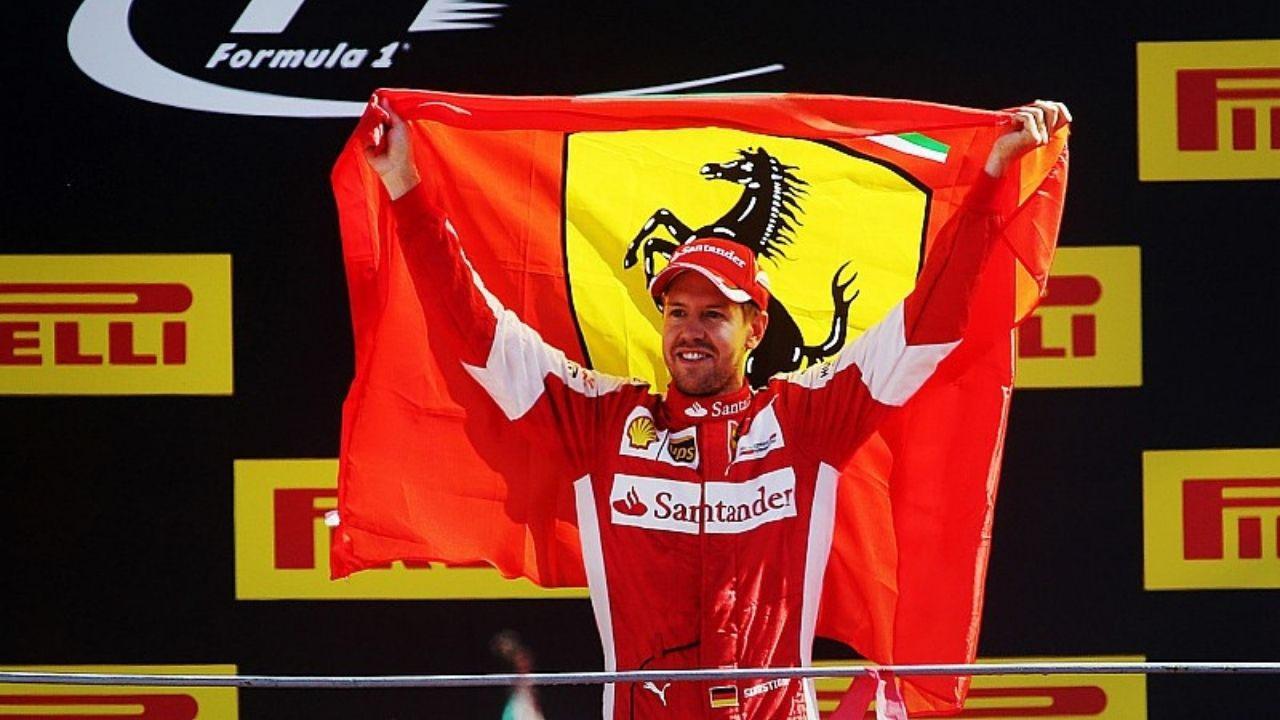"""""""You can have more than 50 wins and be judged average""""- Sebastian Vettel"""