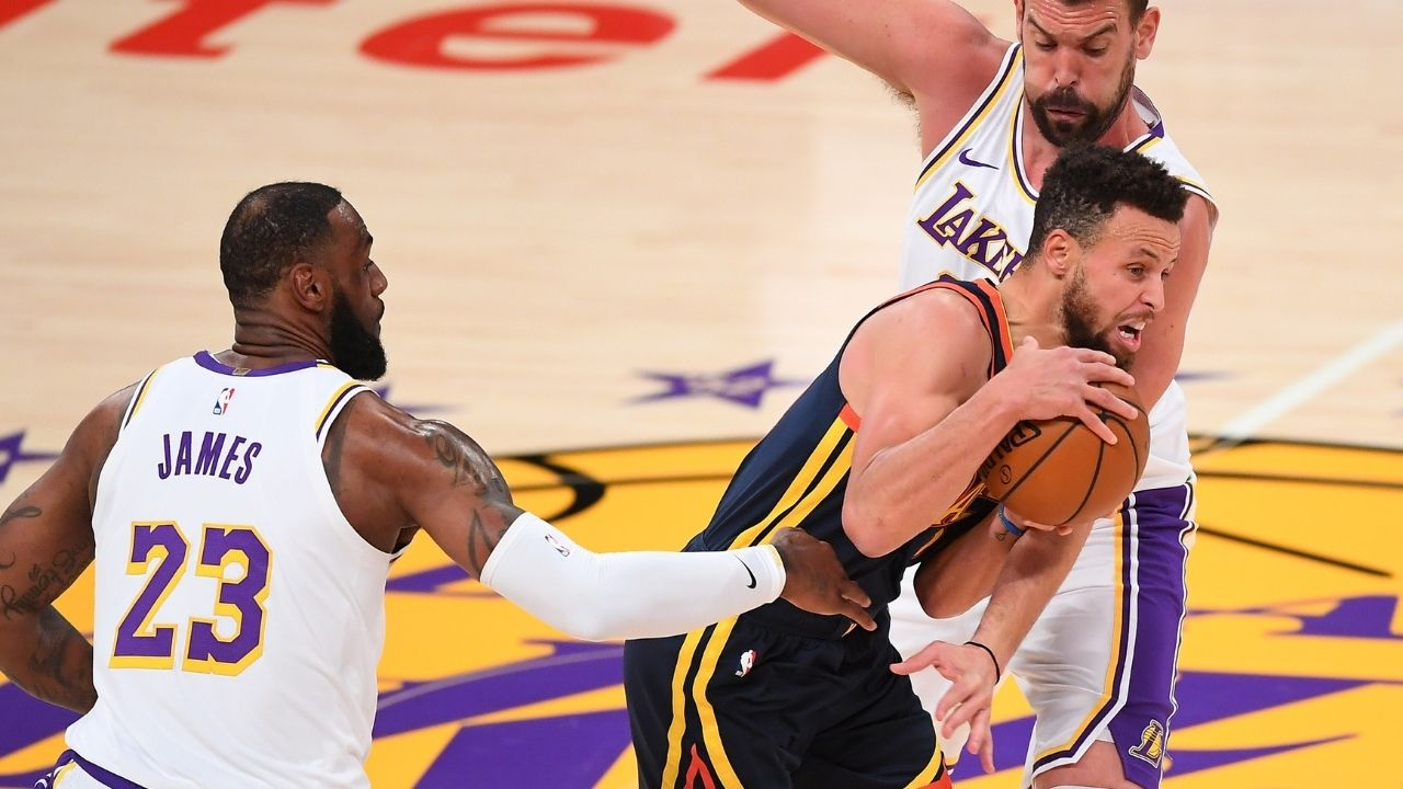 'LeBron James didn't even try hard to beat you': Steph Curry puts forth revenge angle after Lakers annihilate Warriors