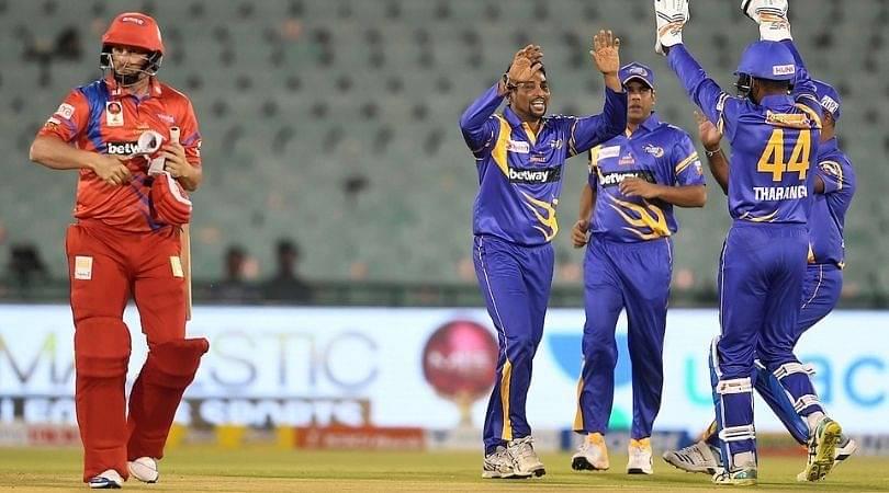 SL-L vs SA-L Fantasy Prediction: Sri Lanka Legends vs South Africa Legends – 19 March 2021 (Raipur). Tillakaratne Dilshan, Andrew Puttick, and Upul Tharanga will be the best fantasy picks of this game.