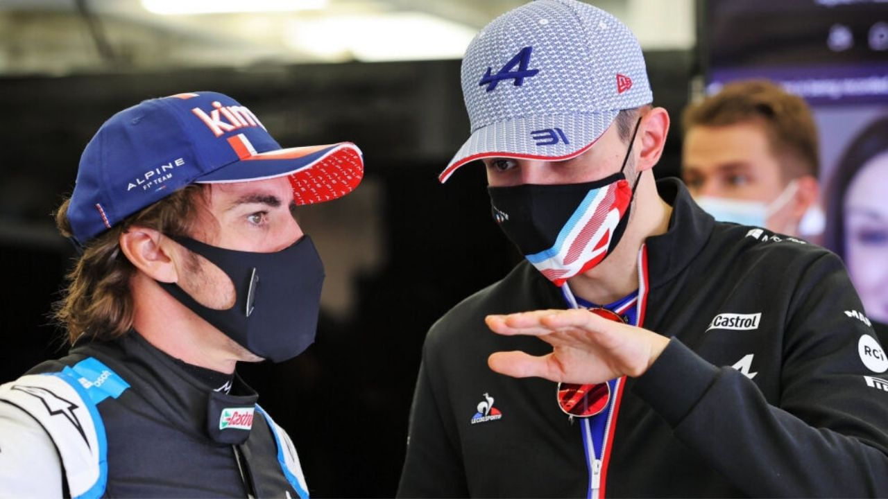 """I wouldn't necessarily trust Ocon""- Mika Hakkinen wouldn't want a teammate like Alpine's Esteban Ocon"