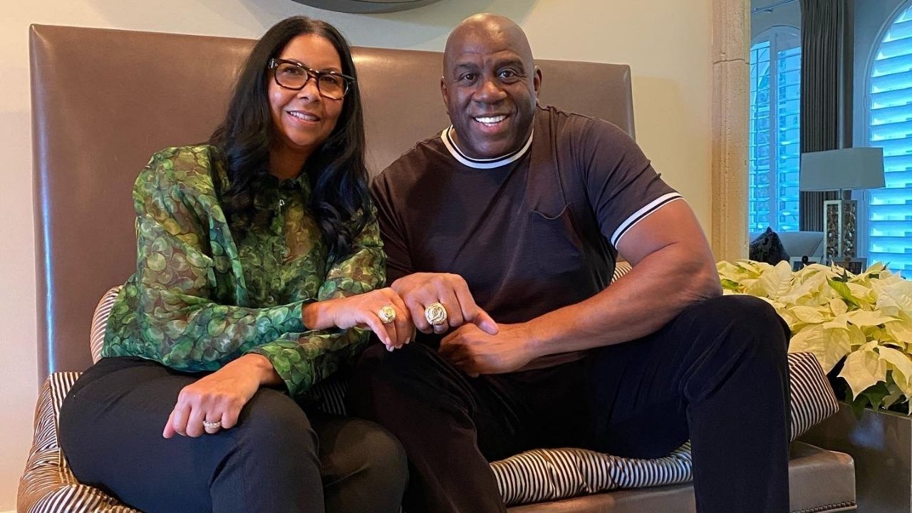 """Magic Johnson lobbies for greater African-American presence in NBA locker rooms, front offices: """"Need more black coaches and executives"""""""