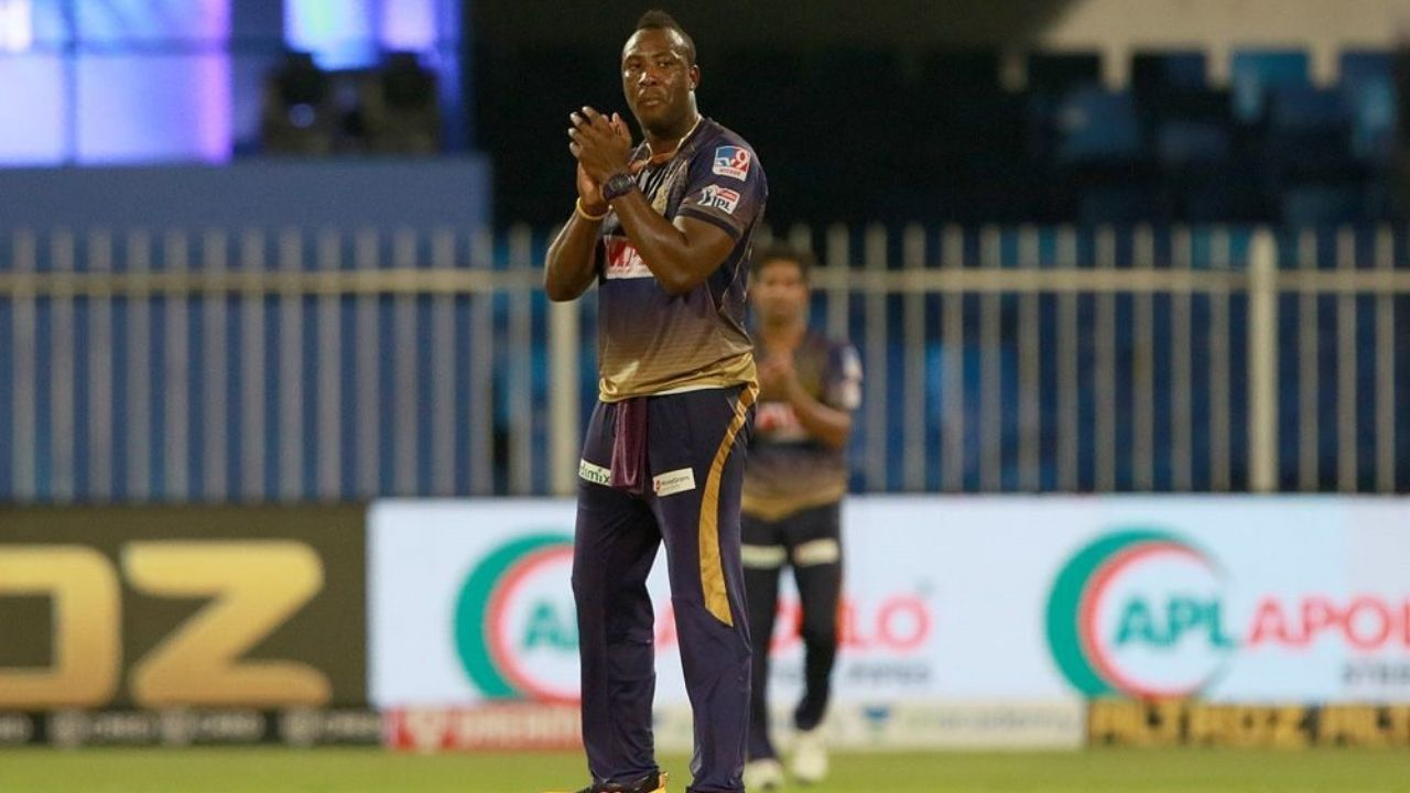 """""""I'm gonna do something special"""": KKR's Andre Russell feeling positive about IPL 2021 ahead of first training session"""