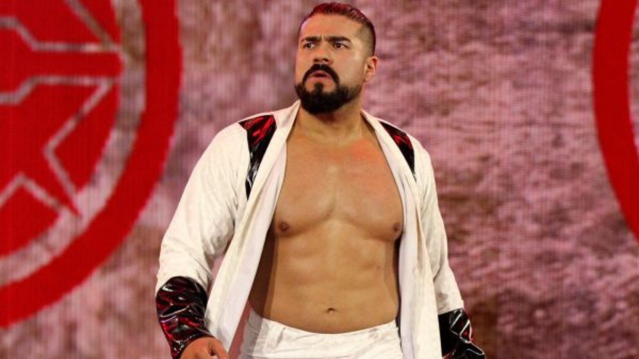 How long will Andrade have to wait before joining another Wrestling promotion