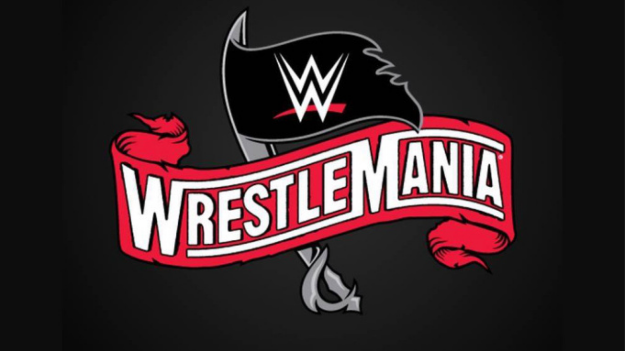 Title match announced for Wrestlemania 37 on WWE RAW