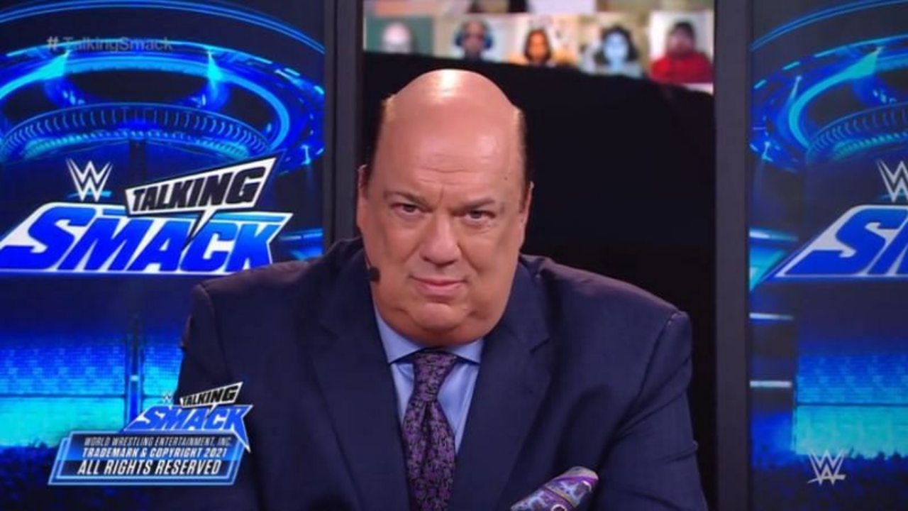 Paul Heyman takes a shot at Vince McMahon and Eric Bischoff on Talking Smack