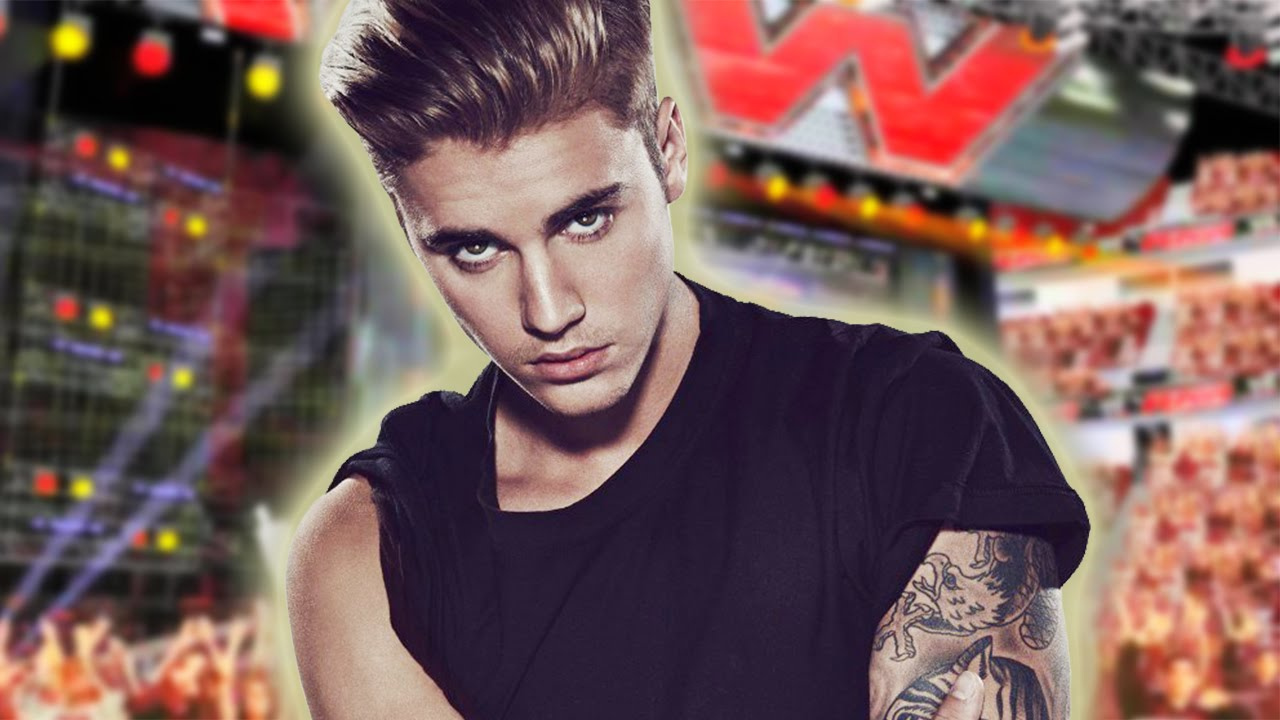 Justin Bieber wanted to wrestle for WWE but got turned down