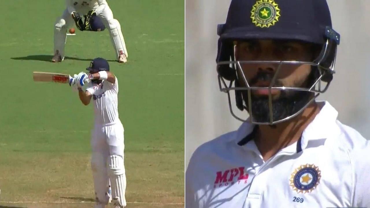 Kohli last 10 innings score: Ben Stokes dismisses Virat Kohli for a duck in Ahmedabad Test