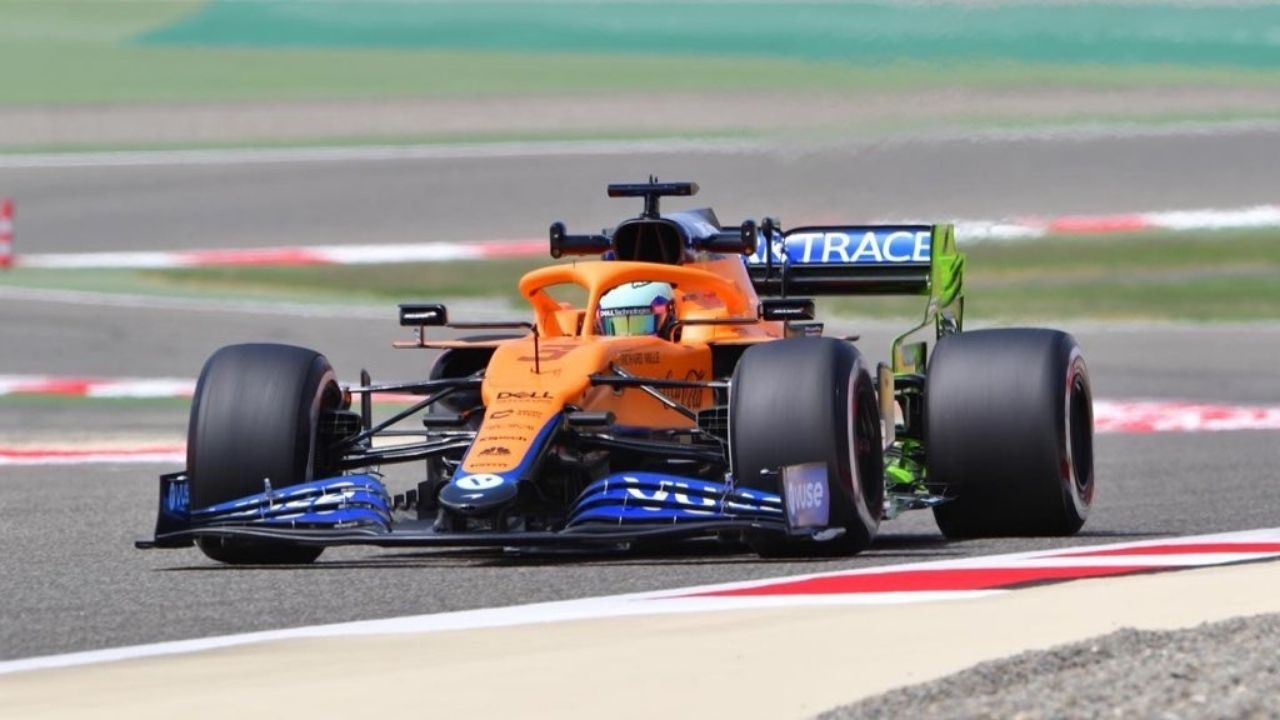 """""""Braking is the biggest thing""""- Daniel Ricciardo on difference between Red Bull, Renault and McLaren"""