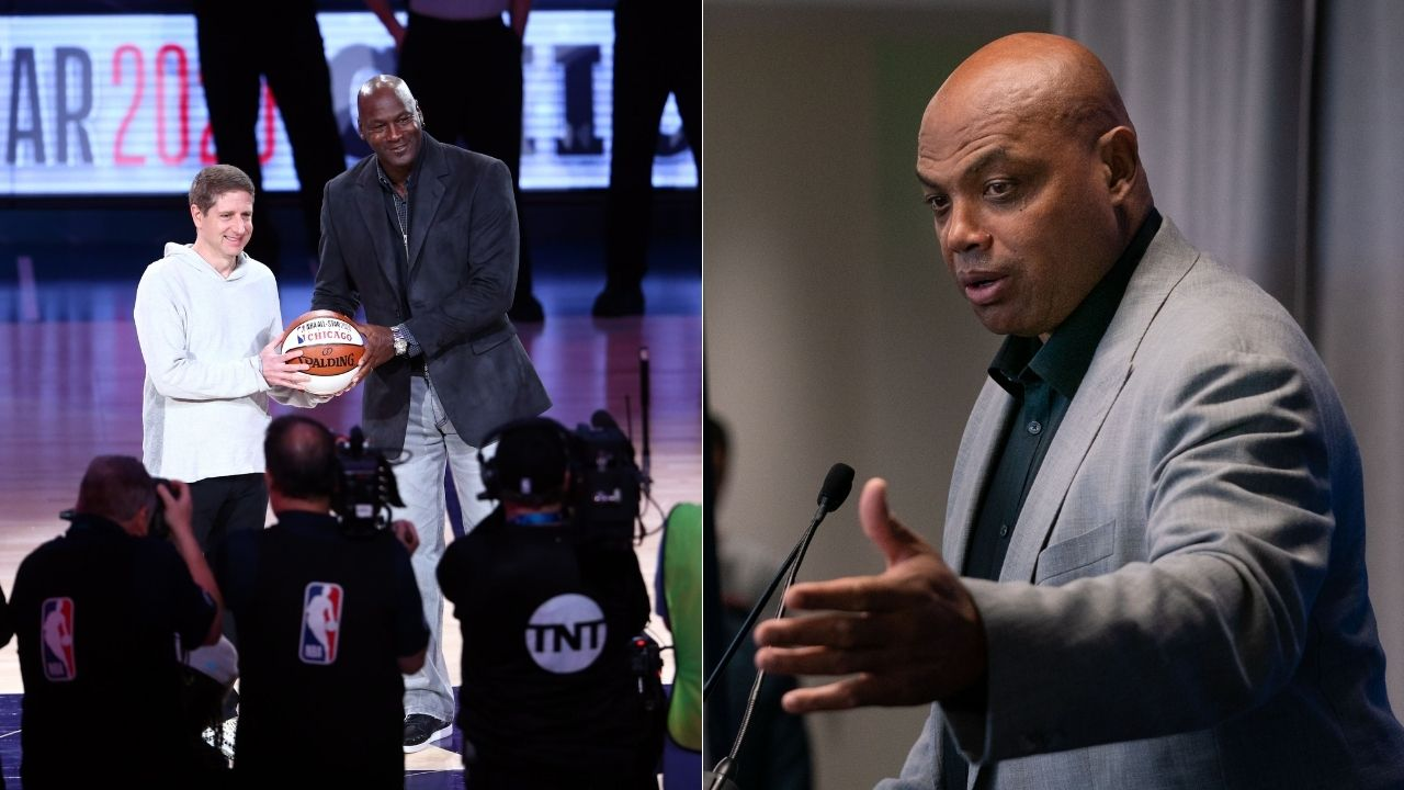 """""""I'm Michael Jordan, don't talk about me ever again"""": Charles Barkley narrates amazing story of how MJ trash talked a Puerto Rico guard at the Tournament of the Americas"""