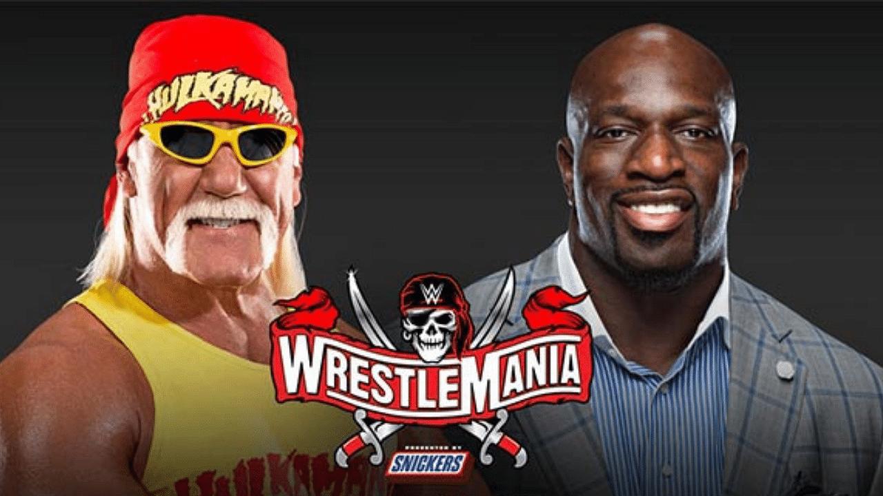 Hulk Hogan and Titus O'Neil announced as Wrestlemania 37 hosts