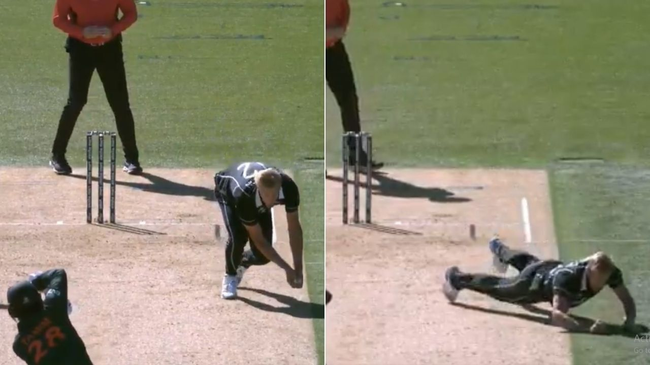 Was Tamim Iqbal out: Why was Kyle Jamieson's catch declared as not out in NZ vs BAN Christchurch ODI?