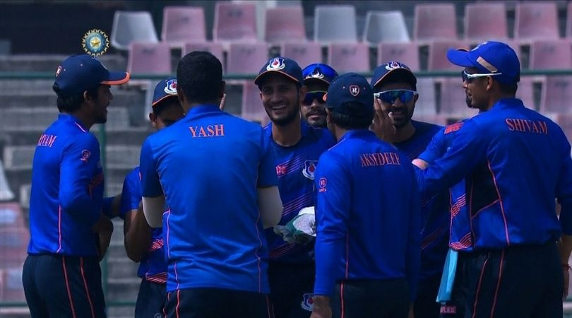 GUJ vs UP Fantasy Prediction: Gujarat vs Uttar Pradesh – 11 March 2021 (Delhi). Priyank Panchal, Het Patel, and Shivam Sharma are the players to look out for in this game.