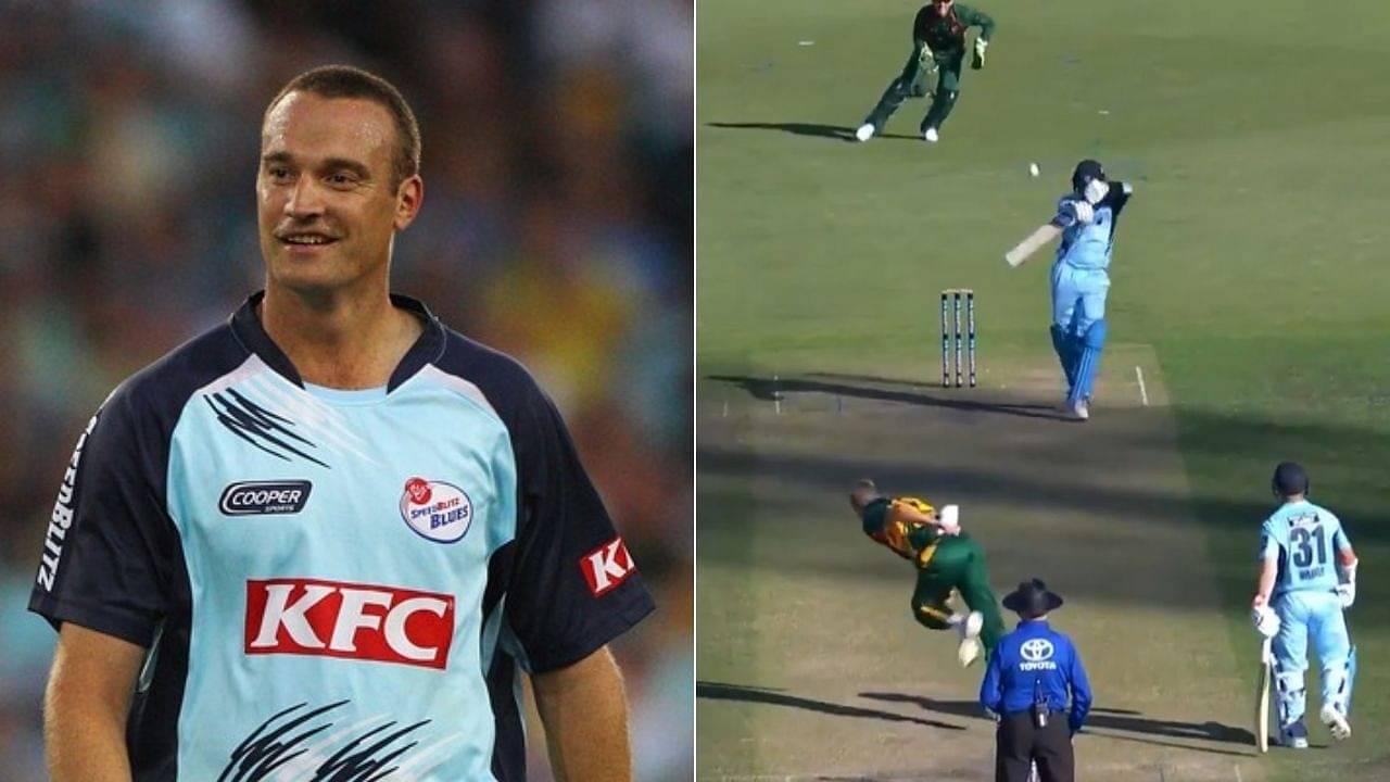 """He doesn't care"": Stuart Clark slams Ollie Davies for gifting away wicket in Marsh Cup clash vs Tasmania"
