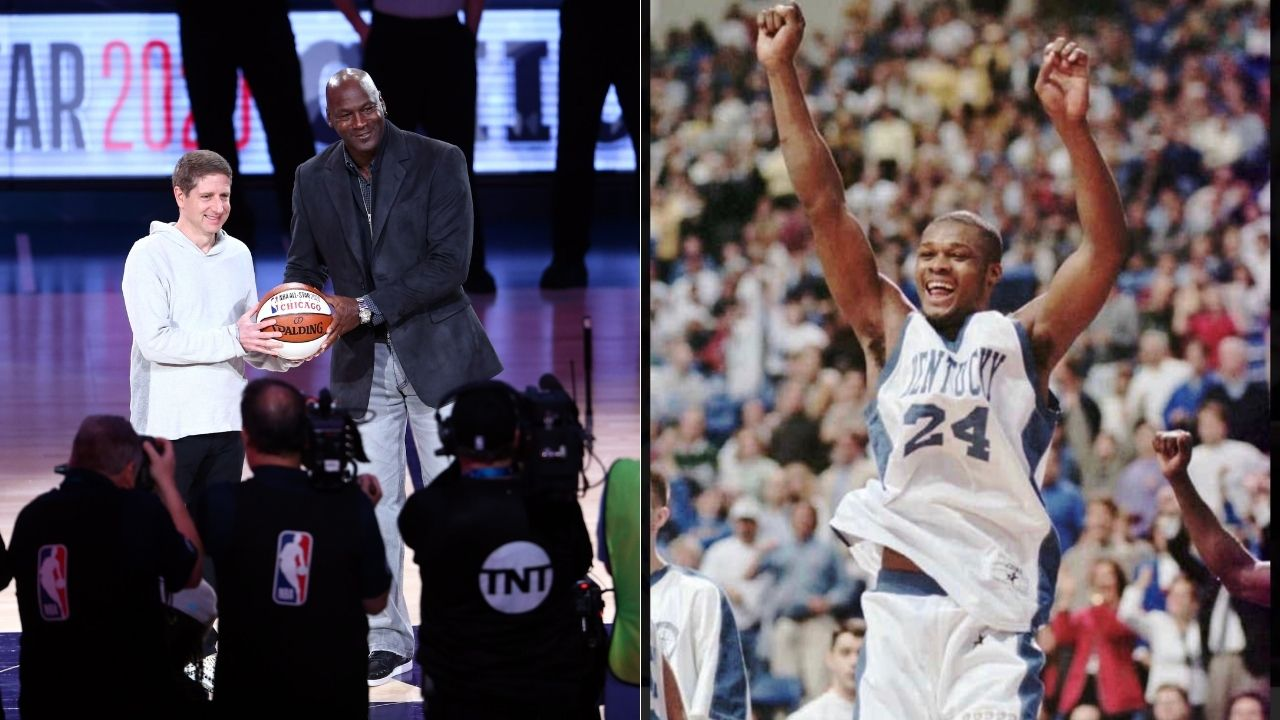 """""""Michael Jordan and I played spades for 36 hours straight"""": Antoine Walker shares how he was down $900k in a high-stakes gambling match with the Bulls legend"""