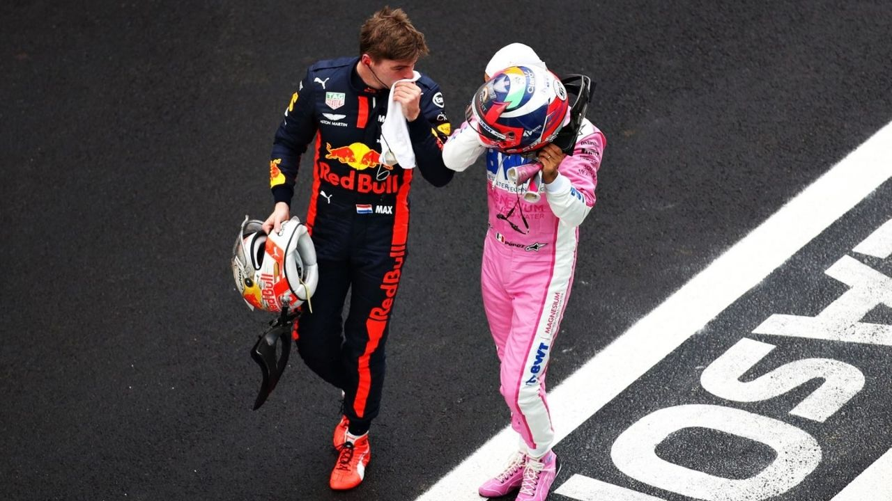 """""""During testing I am always bored to death""""- Red Bull duo on Family and Grand Prix"""