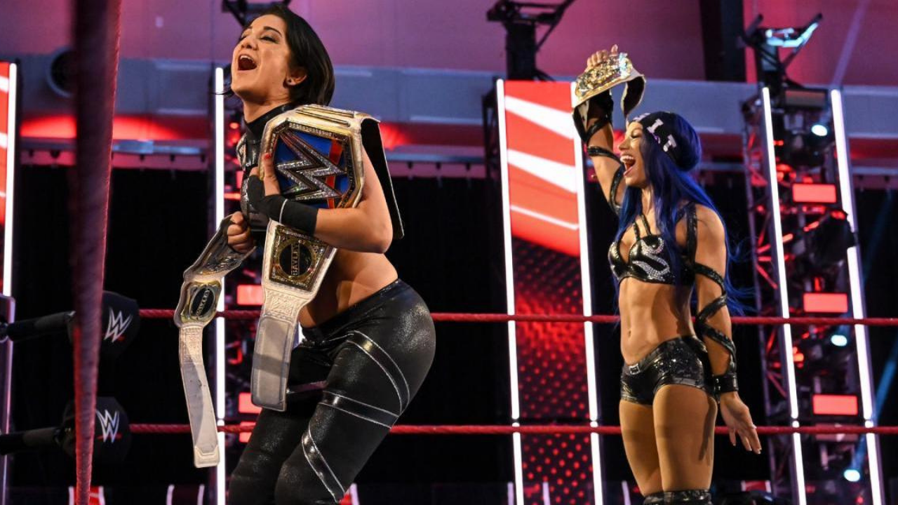 Bayley reveals she had a hard time with her heel turn