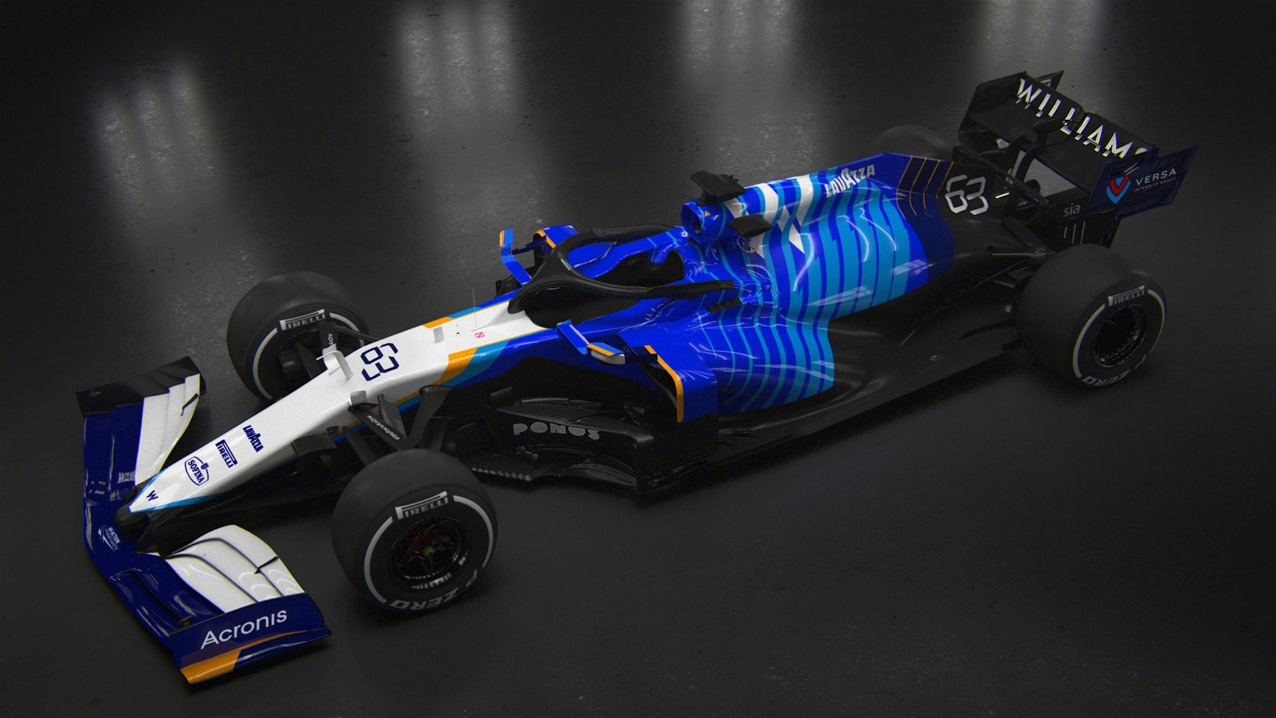 """""""Seriously not cool!"""" - Williams F1 FW43B augmented reality launch hacked; George Russell vents out"""
