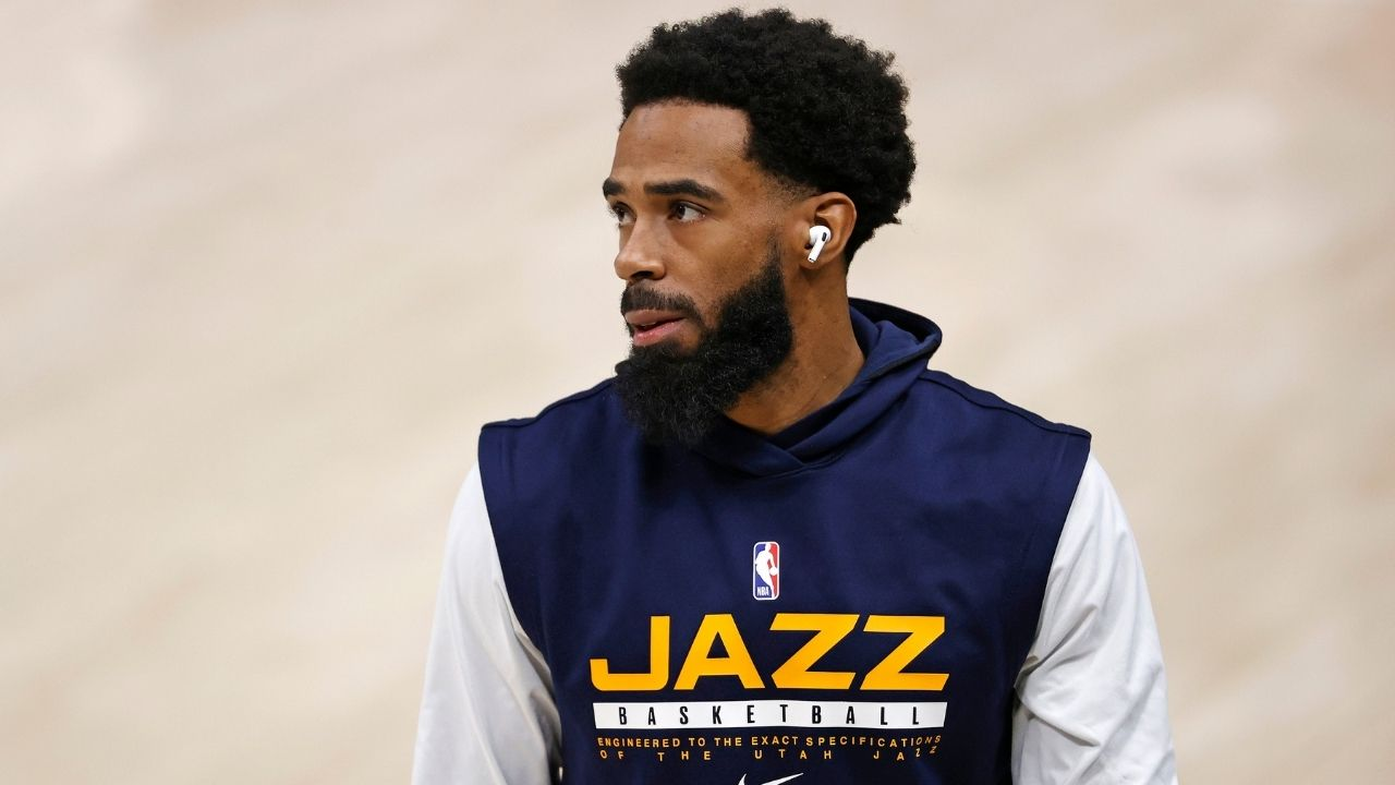 """""""I see you, Mike Conley"""": Donovan Mitchell congratulates his Utah Jazz teammate for getting the first All-Star nod of his career, replacing Devin Booker"""